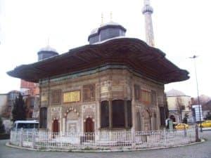 ÜÇÜNCÜ AHMED ÇEŞMESİ-S.AHMED 040