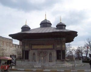 ÜÇÜNCÜ AHMED ÇEŞMESİ-S.AHMED 050