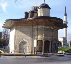 SALİHA SULTAN ÇEŞMESİ-006
